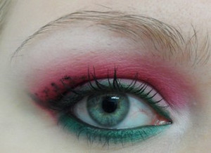 Ekka Inspired Makeup Strawberry Ice Cream
