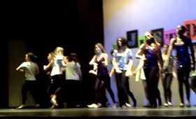 Cousin's Dance Show - Second Dance