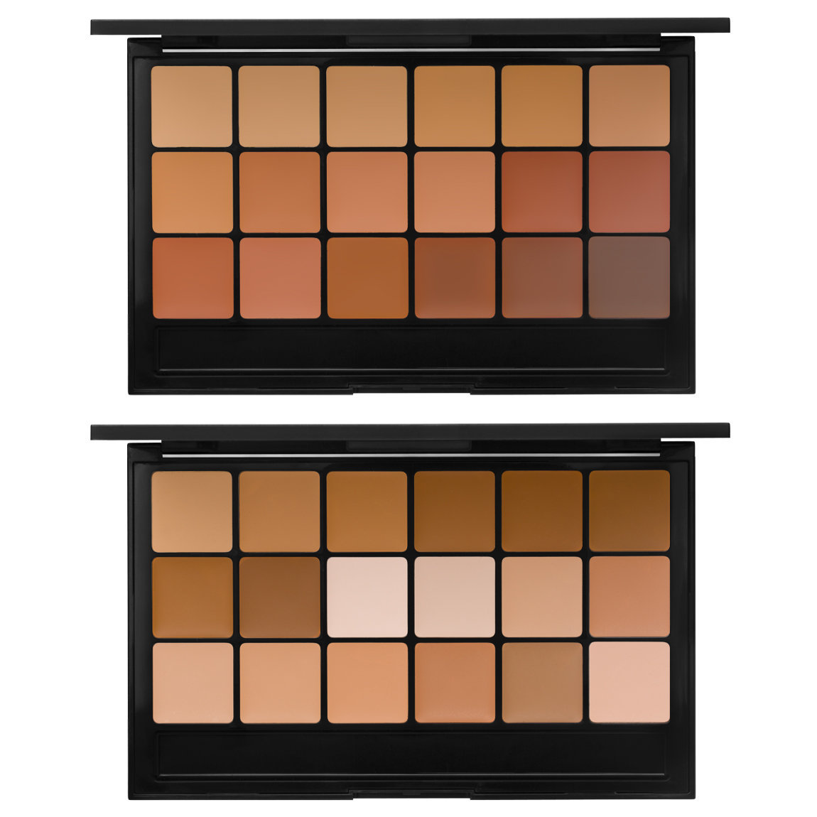 RCMA Makeup VK Palette Set alternative view 1 - product swatch.