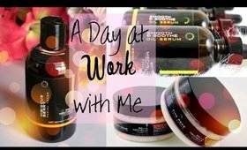 VLOG | A Day with Me and Work