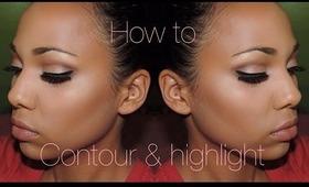How to Contour & Highlight