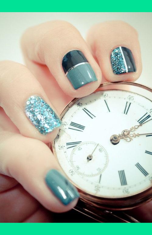 Green Nails .   Elif C.'s Photo   Beautylish
