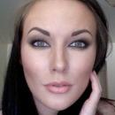 Kim Kardashian Inspired Smokey Eye