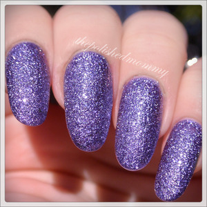 Swatch and review on the blog:http://www.thepolishedmommy.com/2014/01/loreal-the-reign-of-studs.html  #loreal #purchasedbyme