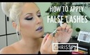 How To Apply False Lashes: in 5 Steps!