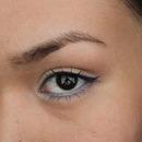Metallic Blue Cat-Eye Look