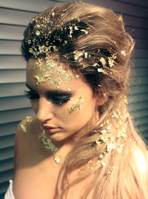 This is the photo I won the contest with, link to post here: http://makeupinsider.blogspot.com/2011/10/i-won-im-off-to-makeup-school.html