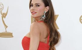 Sofia Vergara Hair, Emmy Awards 2011