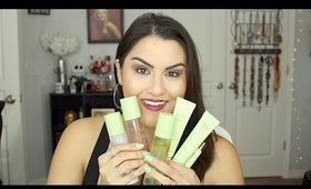 Review Pixi Skin Care Products