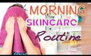MY MORNING SKINCARE ROUTINE 2015