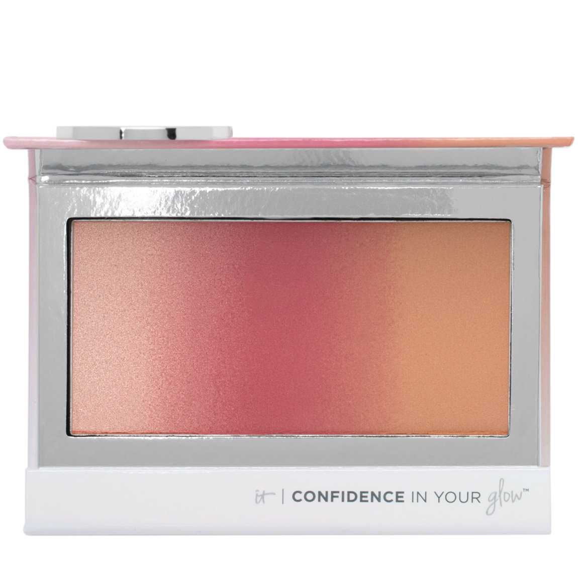 IT Cosmetics  Confidence in Your Glow Natural Glow product swatch.