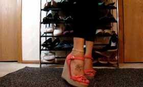 SPRING/SUMMER  Shoe Collection PT 2