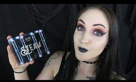 NYX Machinist STEAM Palette Review + Tutorial!!