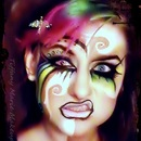 Glam Rock Zombie Fairy 2