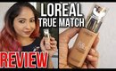 L'Oreal True Match Super Blendable Foundation Review   Stacey Castanha