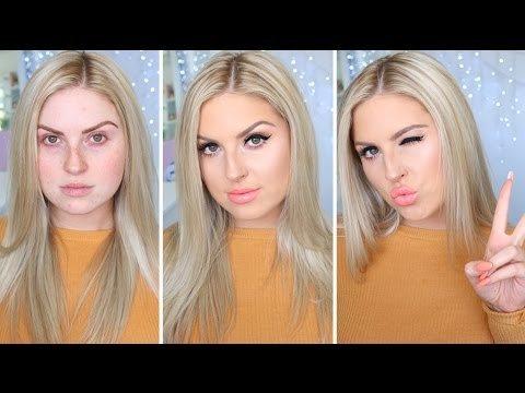 everyday makeup tutorial ♡ my goto simple  glamorous