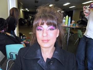 Makeup done by Semaj Lrae for Fashion Show event 5/7/11 Devine Designs Salon & Spa