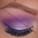 Purple w/ Blue Liner