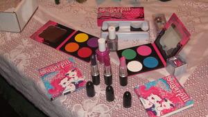 Essie ,mac , sugar pill,@ lit cosmetics