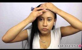 How to: Glowy Bronze Makeup | Carla Katrina