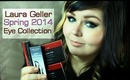 Laura Geller Spring 2014 Eye Collection First Impressions and Review