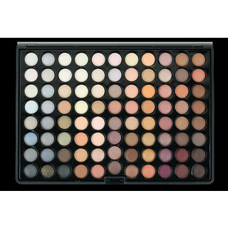Crown Brush 88 Color Warm Palette