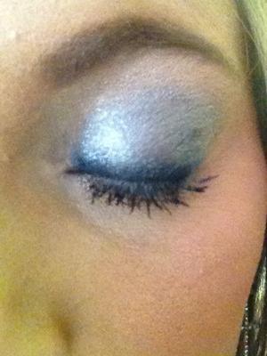 Smokey eye palette from The Body Shop
