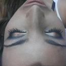 Makeup nude glam
