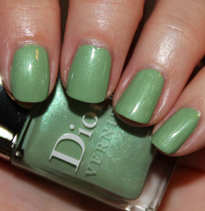 Dior Scented Vernis in Waterlily