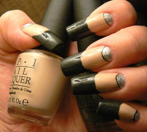 DONT PRETZEL MY BUTTONS and NEIN! NEIN! NEIN! OK FINE ! - OPI GERMANY COLLECTION RINSE CHAIRMING- OPI BLACK NAIL ART PEN - NUBAR