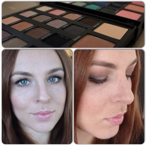 Taupe Smoke Eyes, With Contouring and blush from the new Smashbox Master Class III Palette