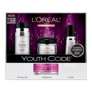 L'Oréal Youth Code Regenerating Skincare Kit