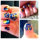 Egyptian nails!! look 1 of collection more coming soon!