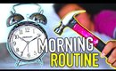 Morning Routine for school 2016 + Life Hacks!