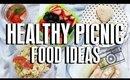 Date Idea: Healthy Picnic Food Ideas