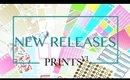 New Releases \\ Erin Condren Vertical