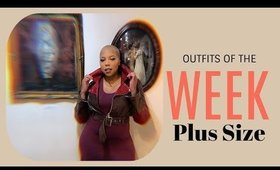 Outfits of the Week #2 | Size 12-14