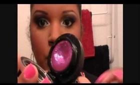 Ulta Holiday Makeup Box Look