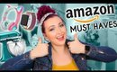Top 10 of My AMAZON Favorites & Must Haves  (Everything YOU asked about!) 2019