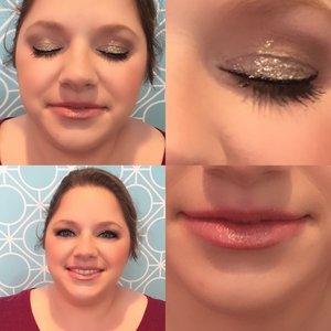 Bridesmaid inspire wedding makeup