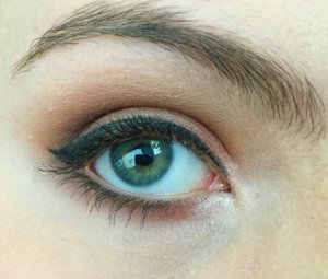 I used the Anastasia Beverly Hills Amrezy palette for this look.