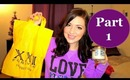 Huge Collective Haul+What I Got for Christmas Part 1