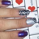 Animal Print Nails Style