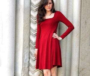 Little Red Dress!