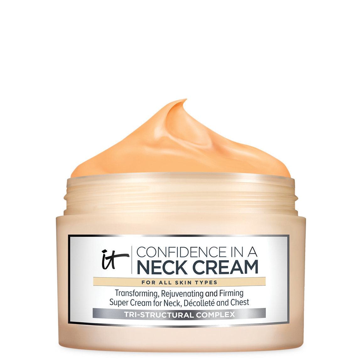 IT Cosmetics  Confidence in a Neck Cream alternative view 1 - product swatch.