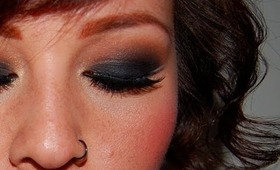Sassy Smokey Eye Tutorial
