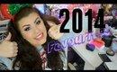 2014 Makeup Faves!