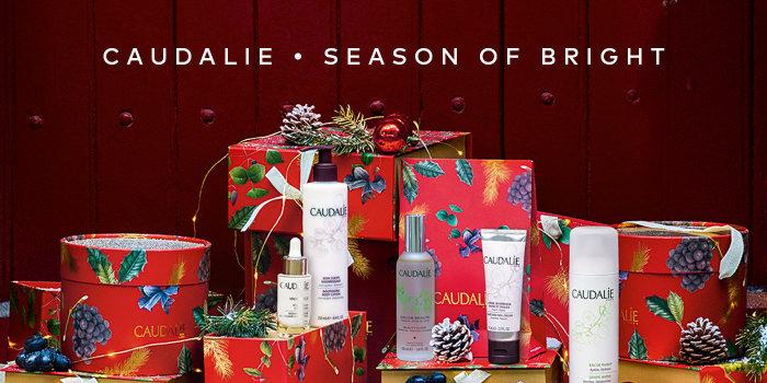 Shop Caudalie's 2019 Holiday Collection on Beautylish.com