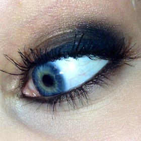 my makeup, etc.