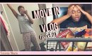 COLLEGE MOVE IN VLOG 2018 | Day 2 & 3 | Grocery Shopping